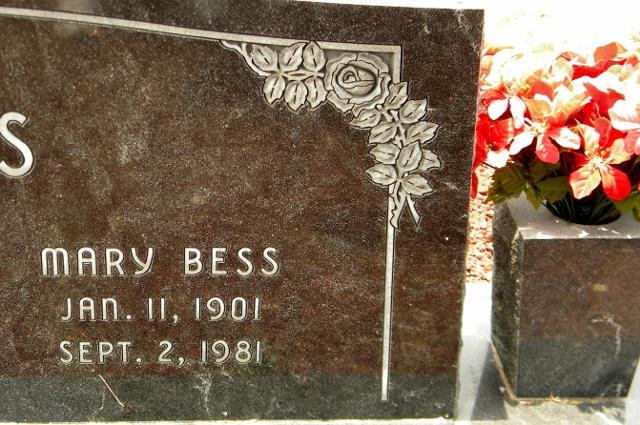 Mary Bess <i>Fisk</i> Atkins
