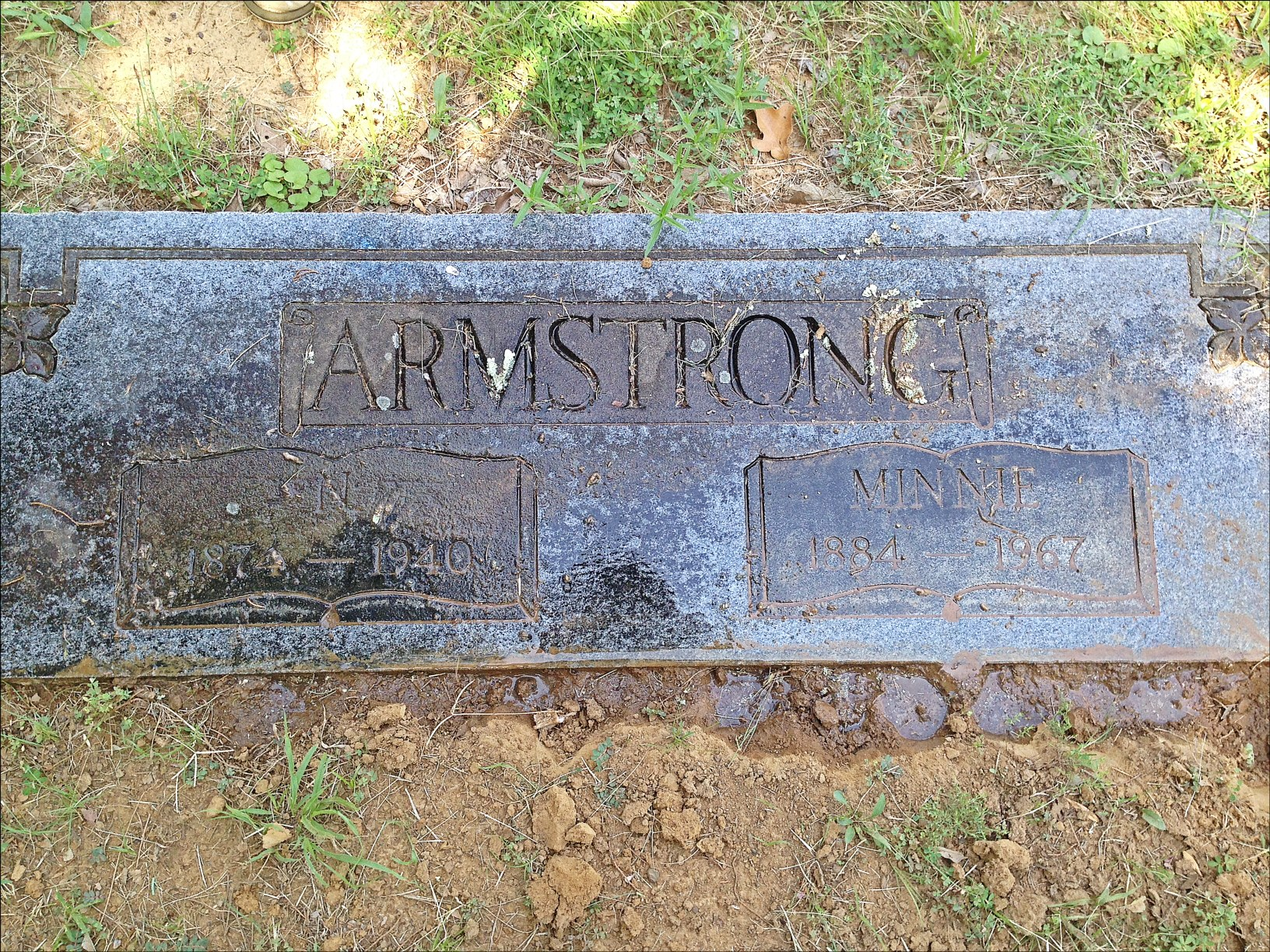 Nelson Uncle Nelse Armstrong