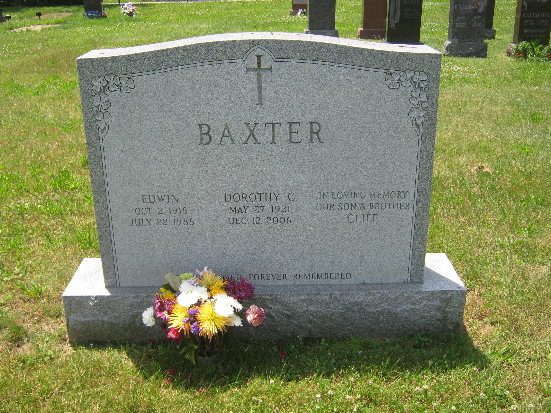 John Clifford Baxter