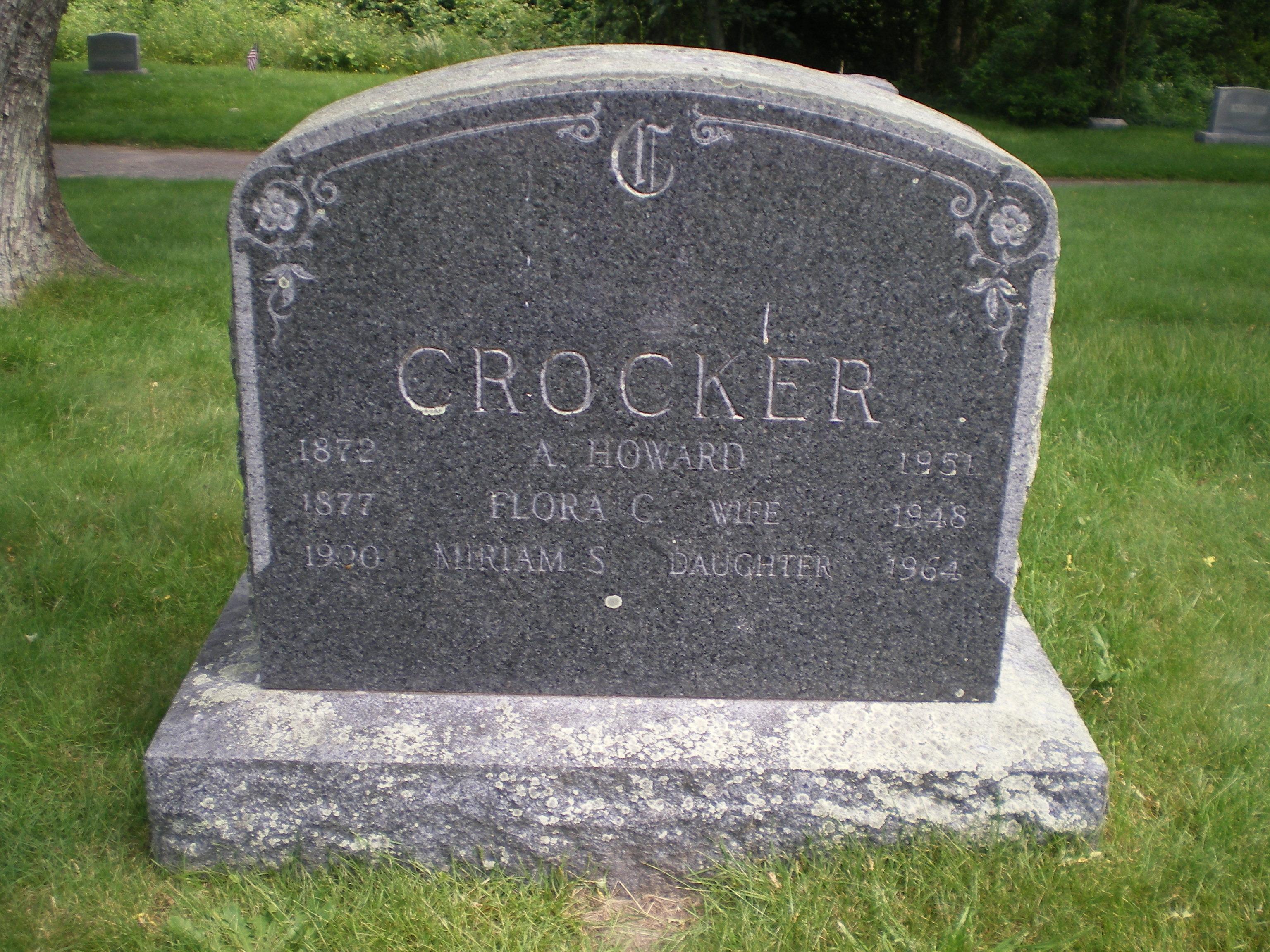 A. Howard Crocker