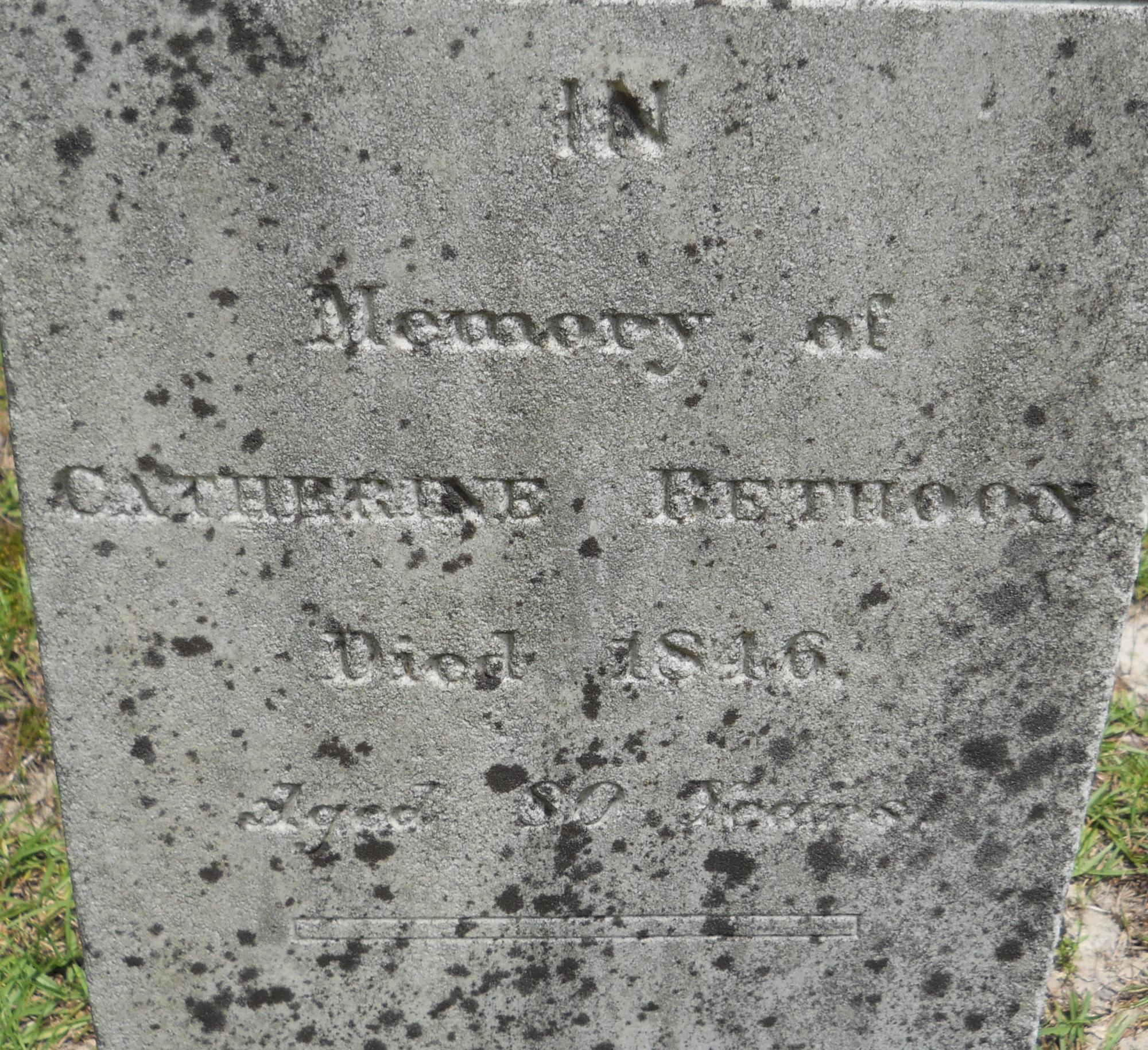 Catherine Bethune