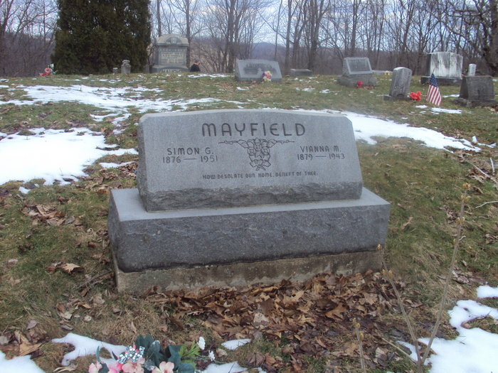 Vienna Myrtle <i>Jones</i> Mayfield