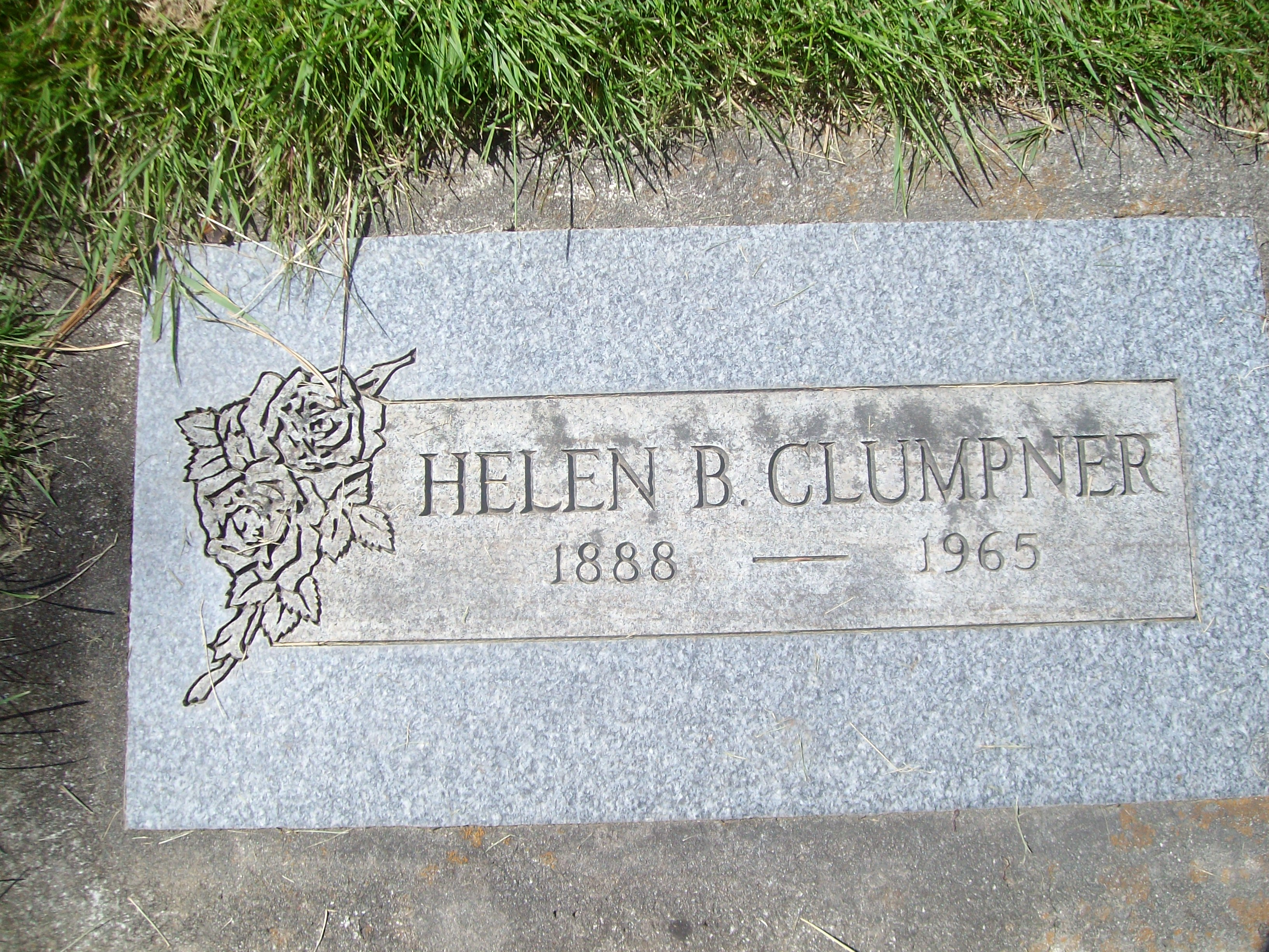 Helen A. <i>Brown</i> Clumpner