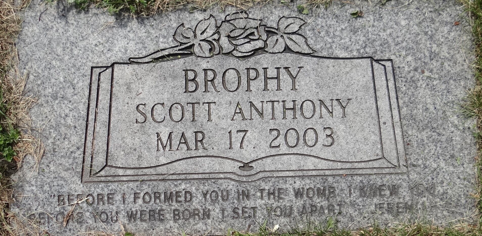 Scott Anthony Brophy