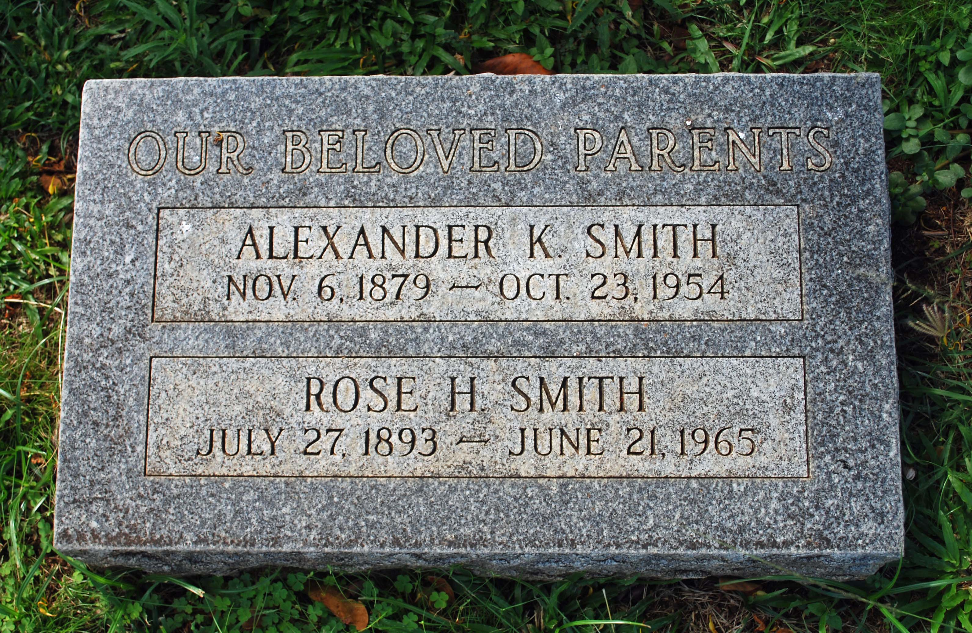 Rose H. Smith