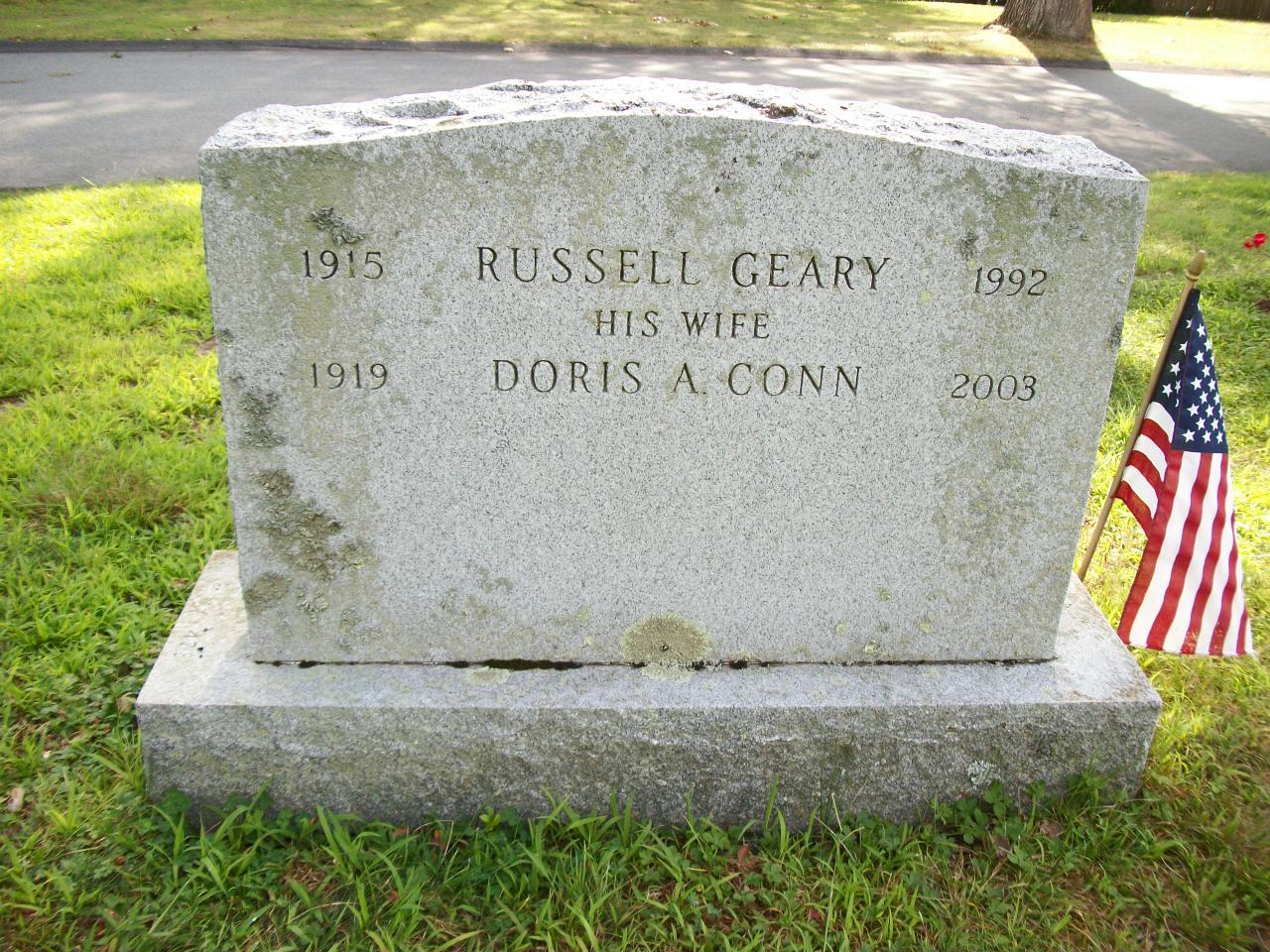 Russell Geary