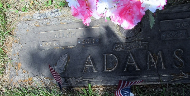 Allyn John Adams