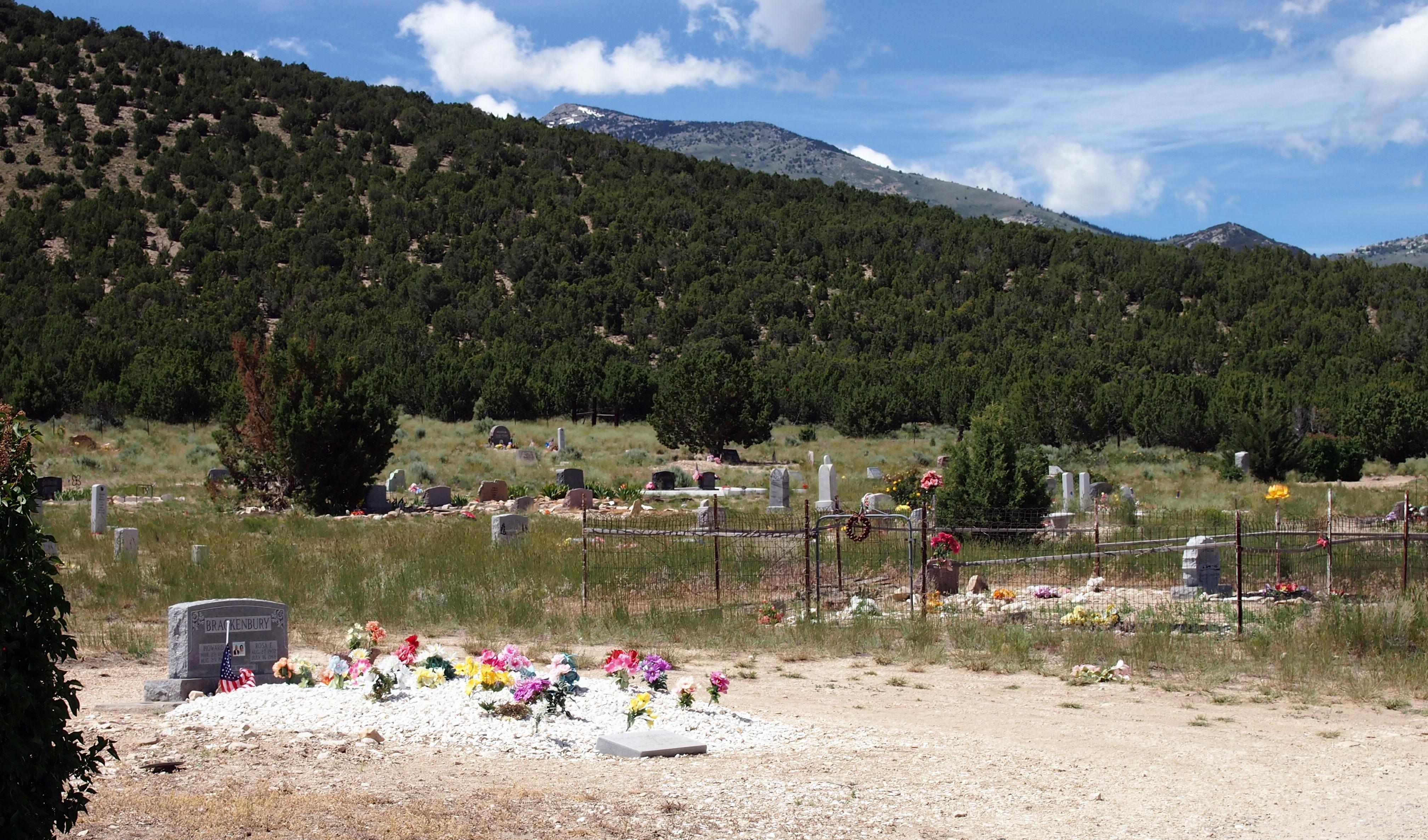 Sunny Cedar Rest Cemetery