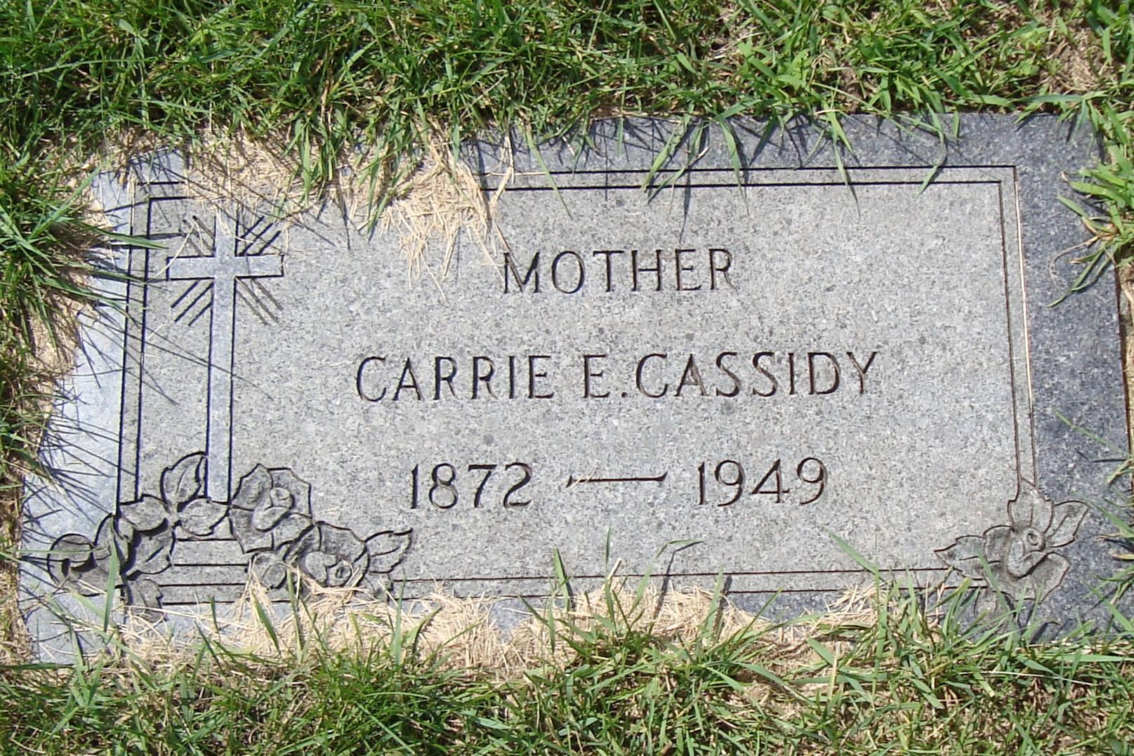 Carrie Elaura <i>Hartman</i> Cassidy