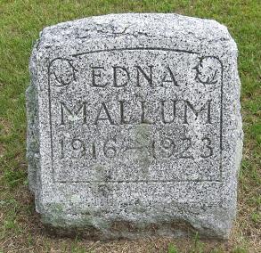 Edna Mallum