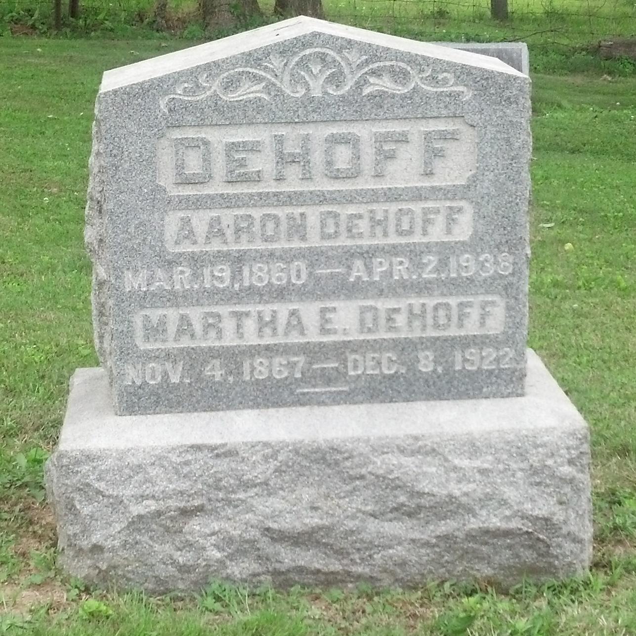 Aaron DeHoff