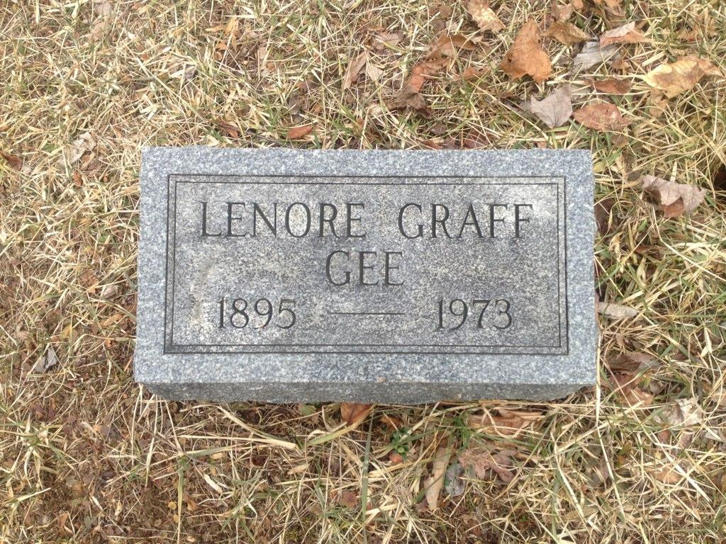 Emma Lenore <i>Johnston</i> Gee
