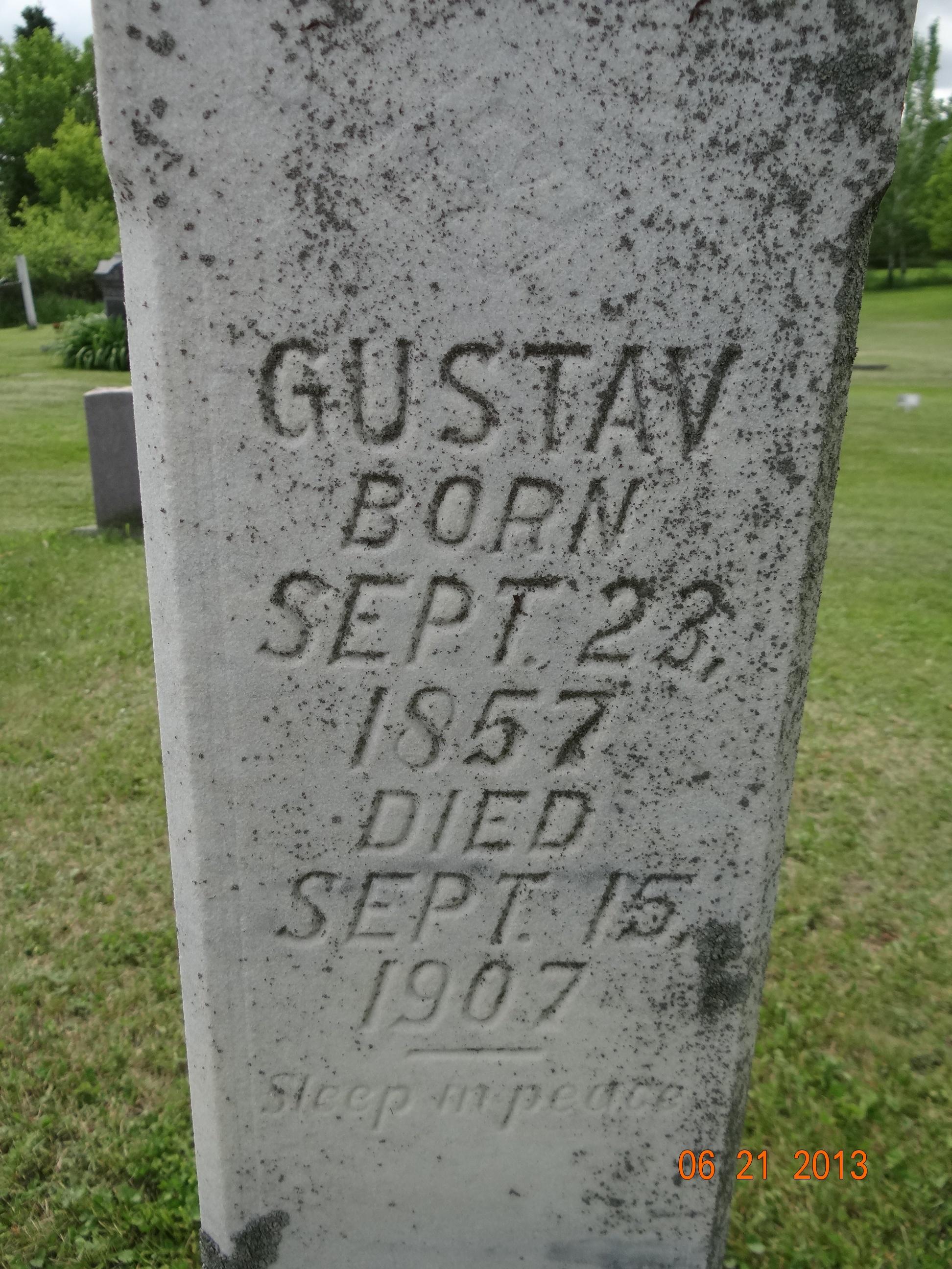 Gustav Anderson