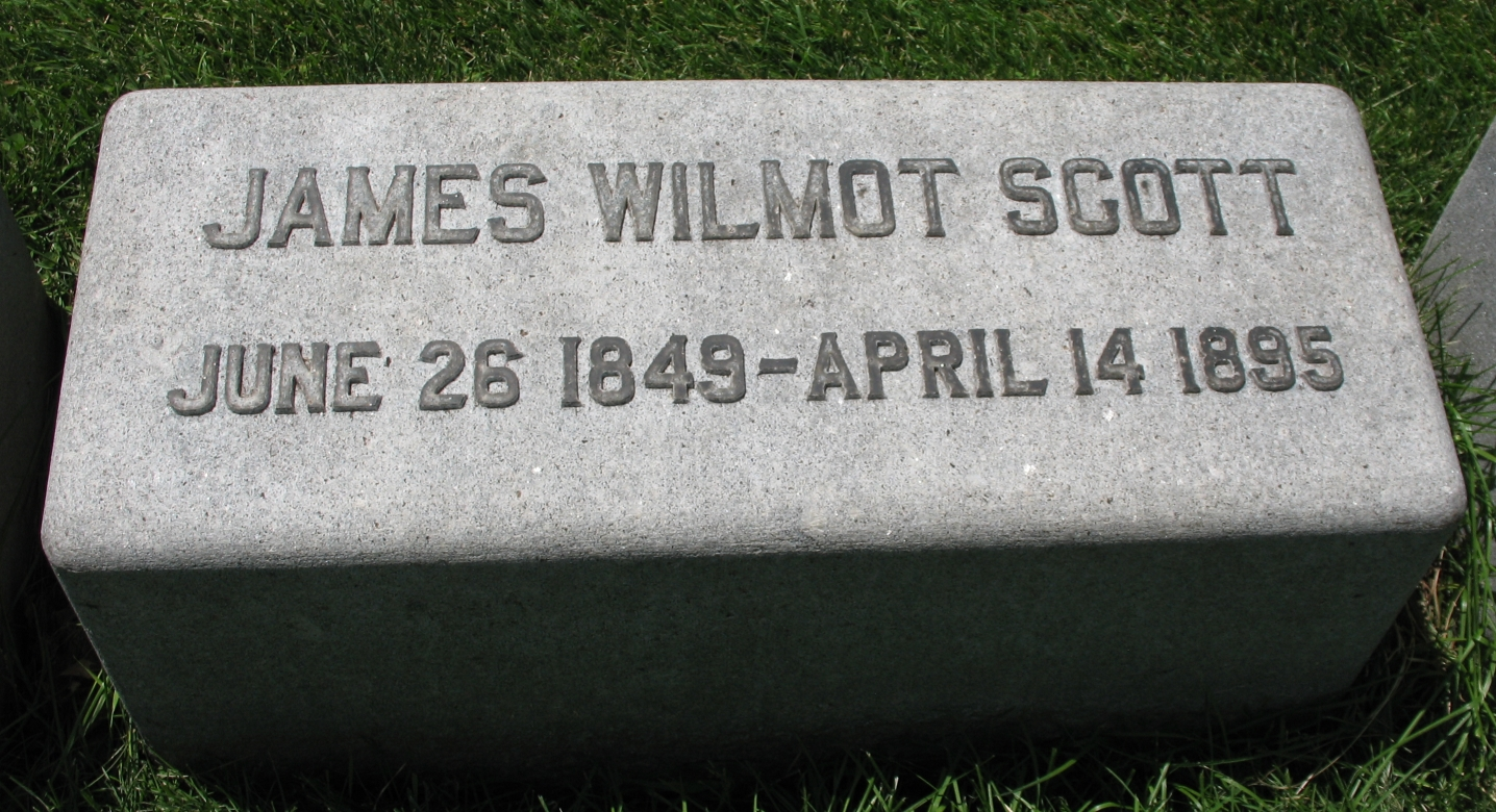 James Wilmot Scott