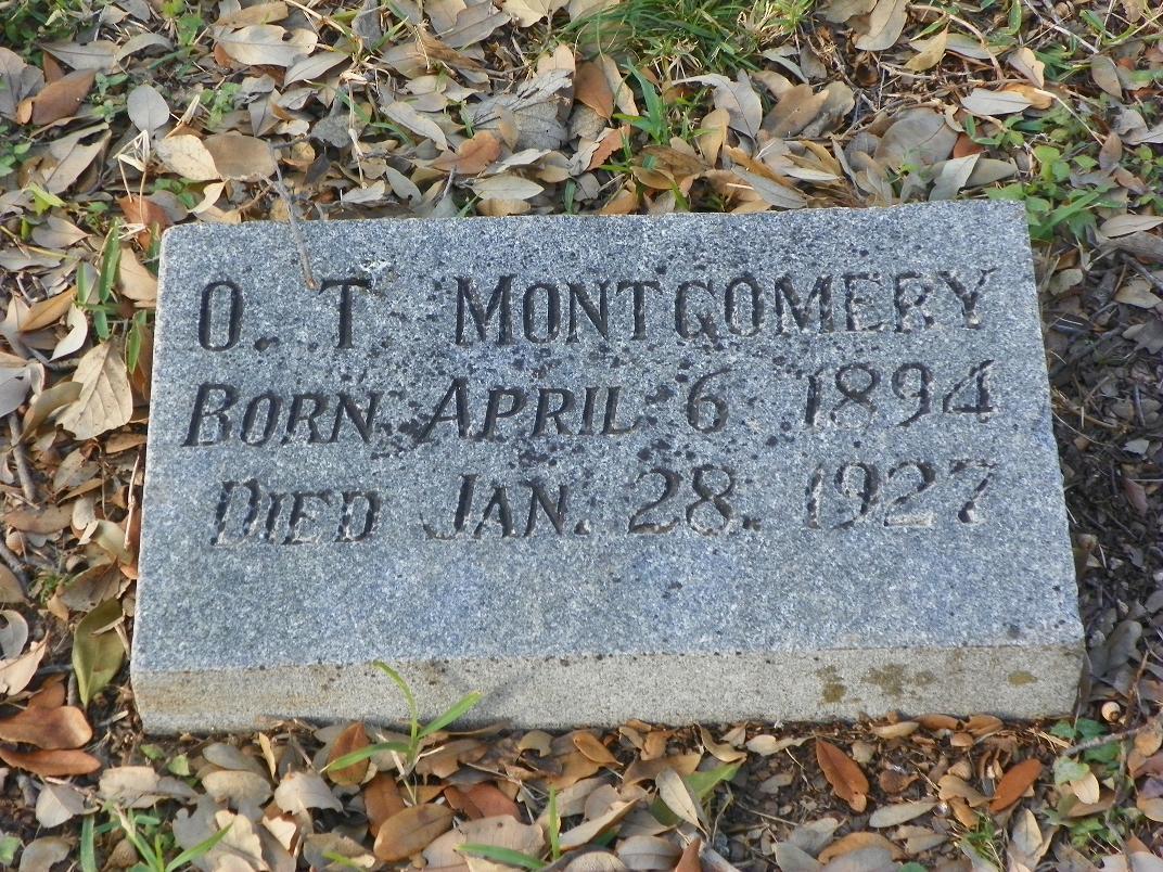 Oda Theodore Montgomery