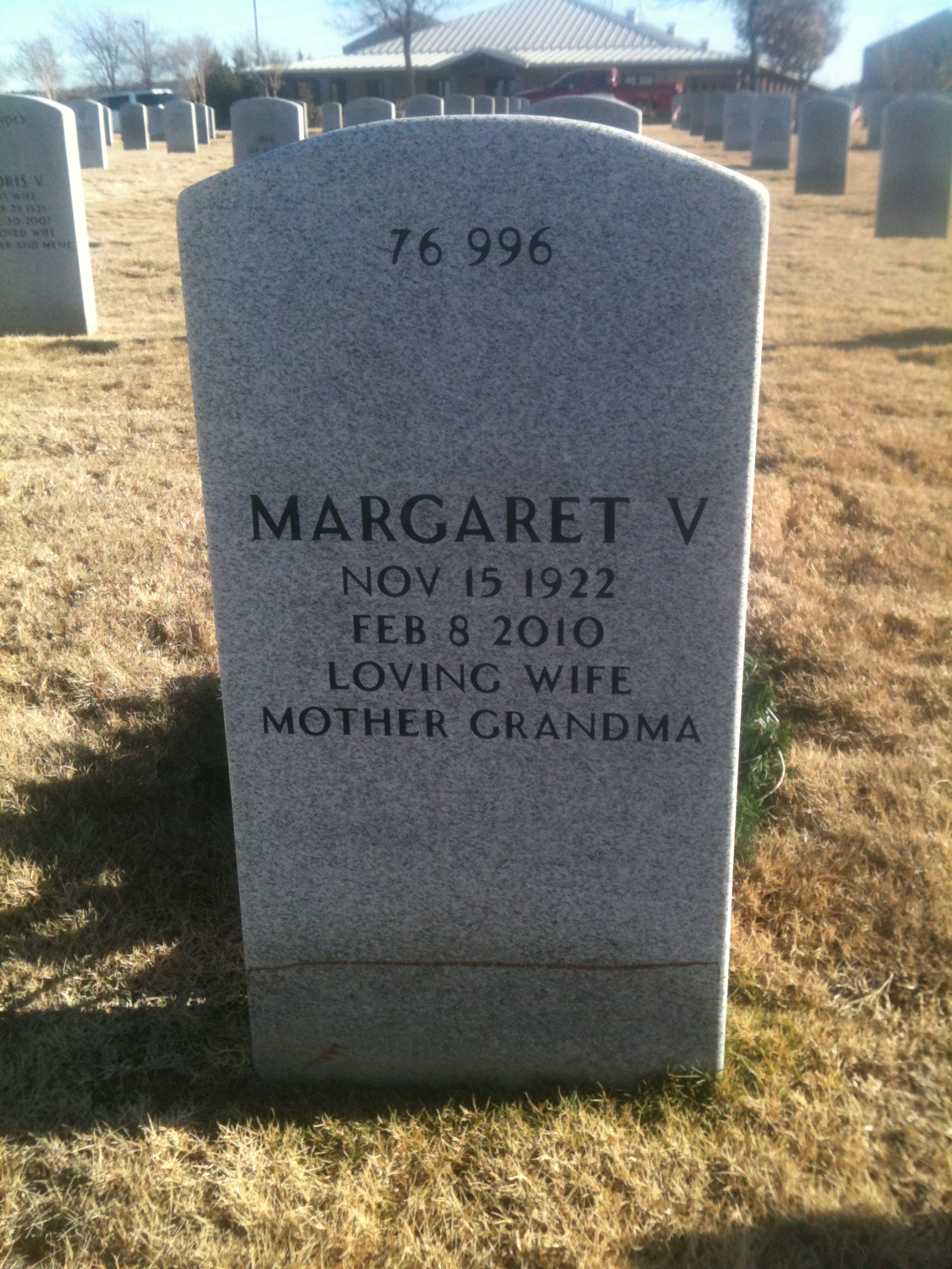 Margaret Virginia <i>Wood</i> Smith