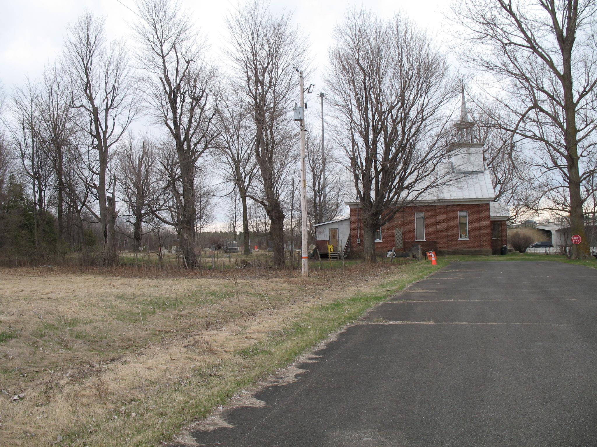Henrysburg Methodist Cemetery