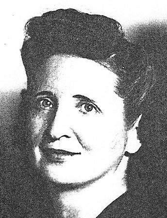 Rosalia Stella Rosie <i>Lang</i> Ross