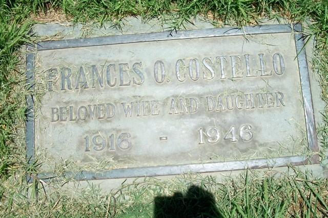 Frances Othelia <i>Hermanson</i> Costello