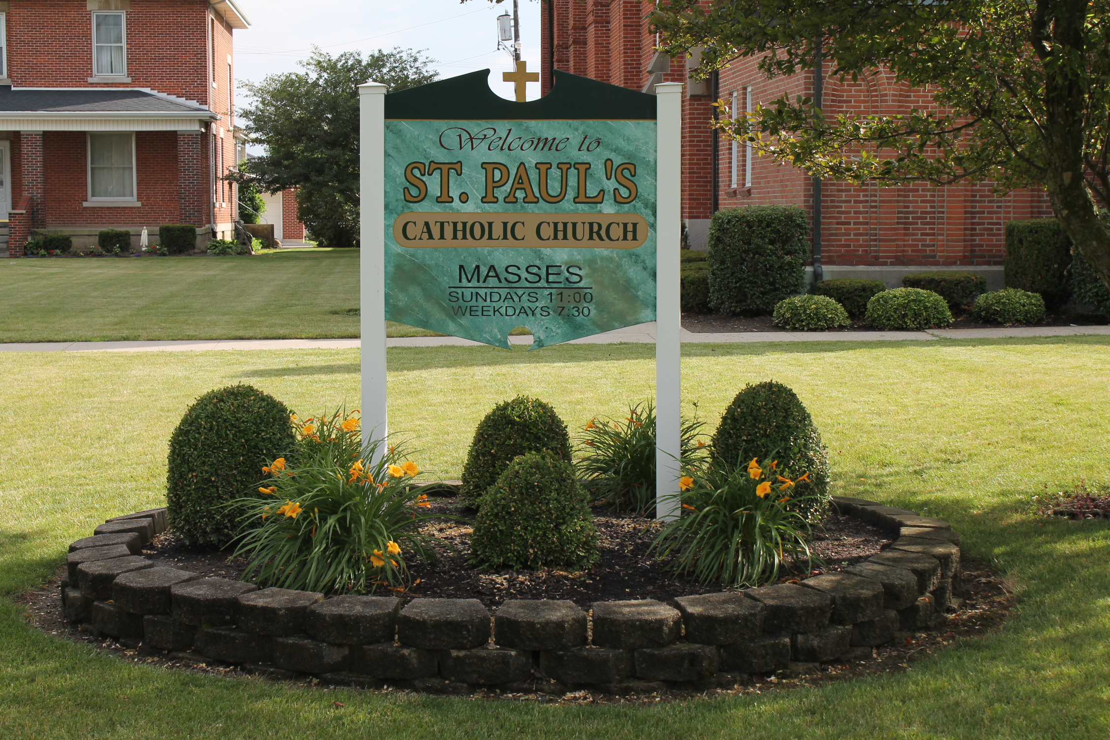 Saint Pauls Catholic Cemetery
