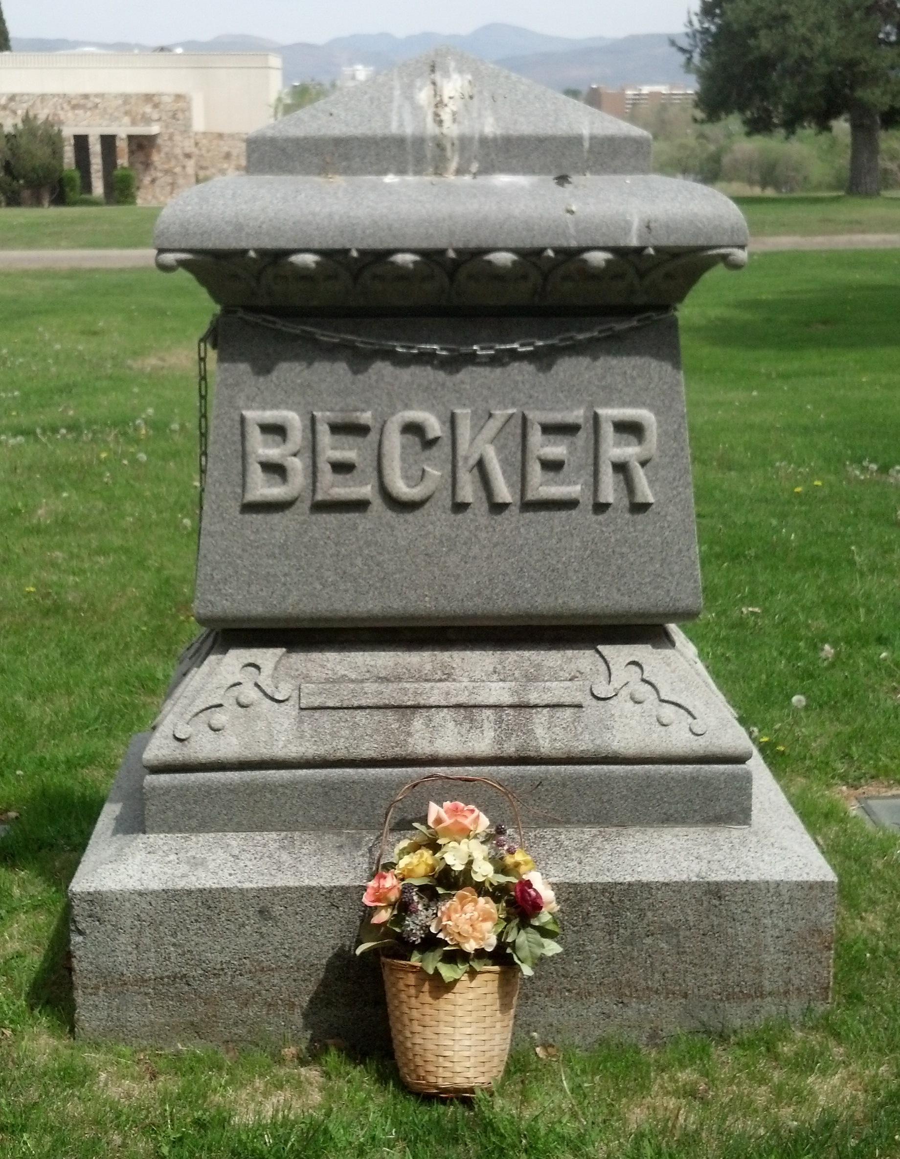 Frances <i>Marx</i> Becker