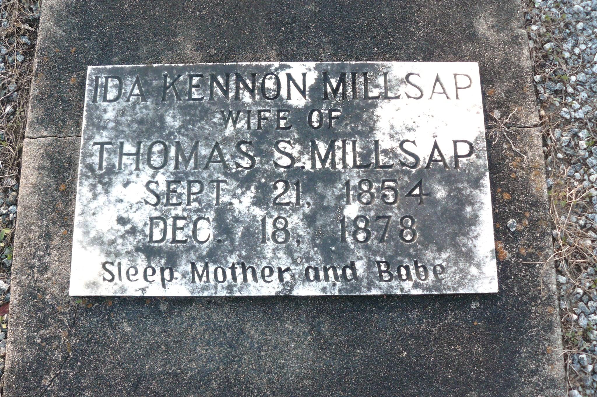 Ida <i>Kennon</i> Millsap