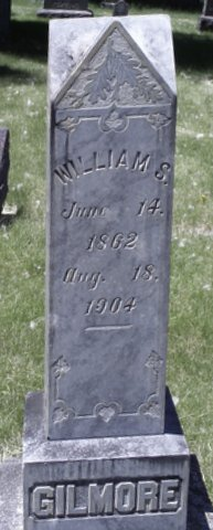 William S Gilmore