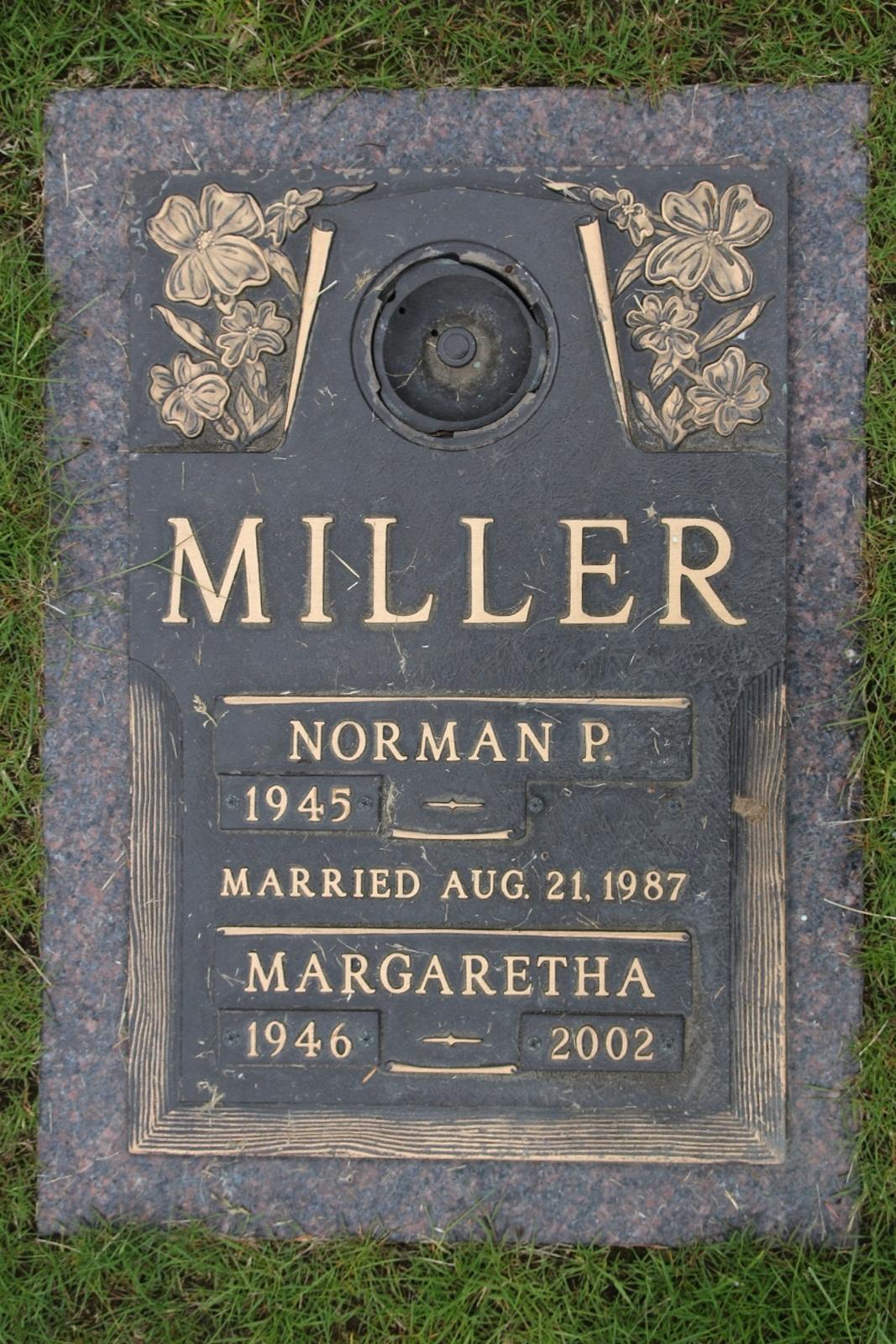 Margaretha Miller
