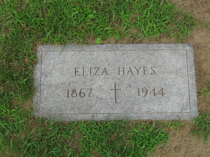 Eliza Hayes