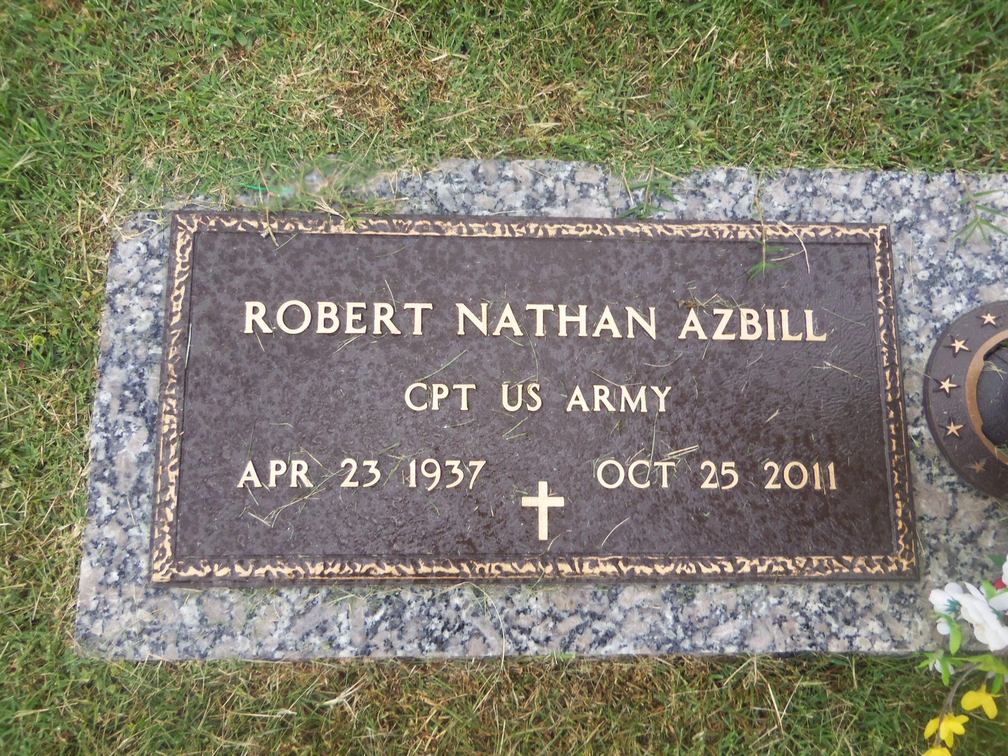 Robert Nathan Azbill