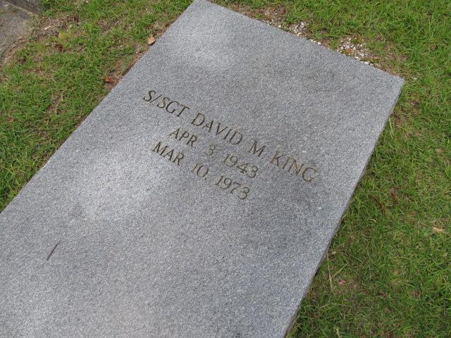 David M King