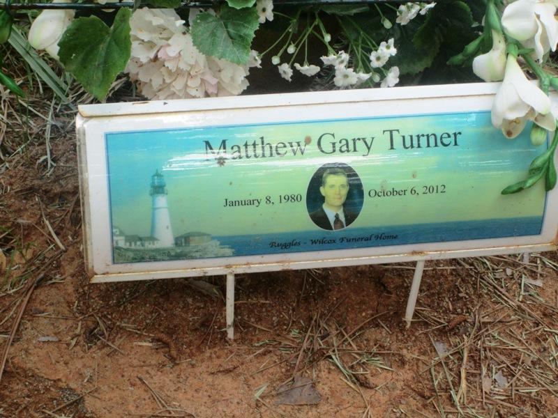 Matthew Gary Matt Turner