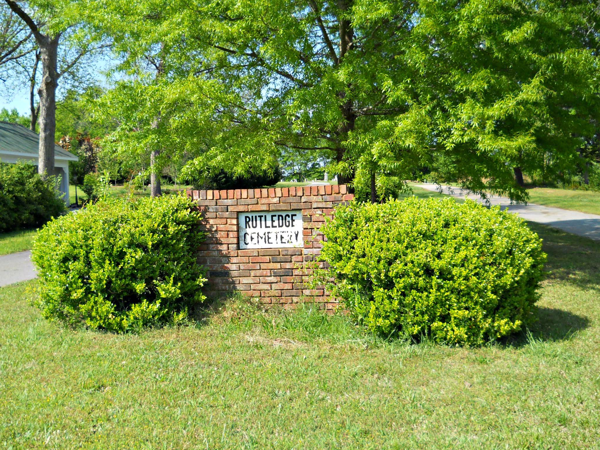 Rutledge City Cemetery
