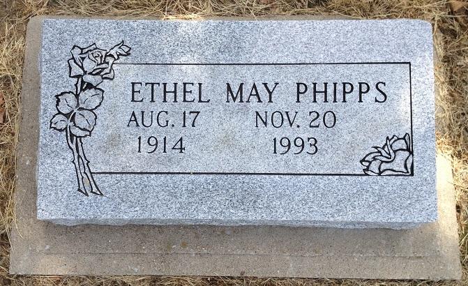 Ethel May <i>Newson</i> Phipps