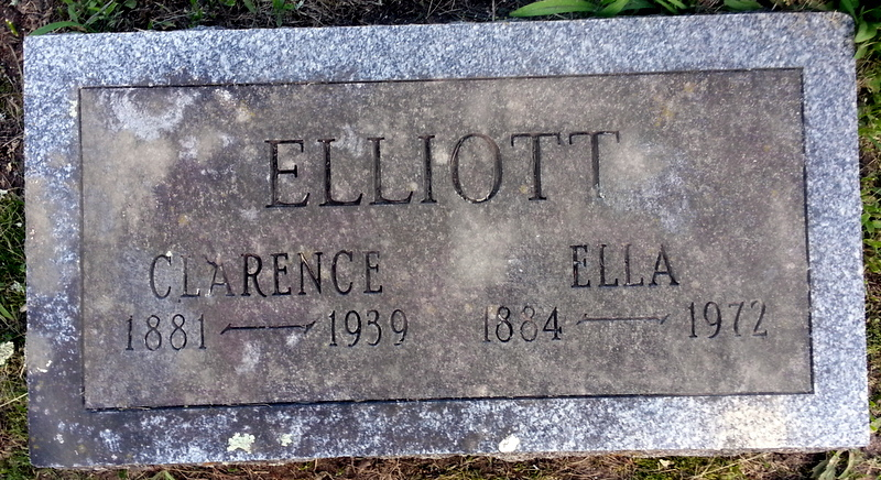 Clarence G Elliott