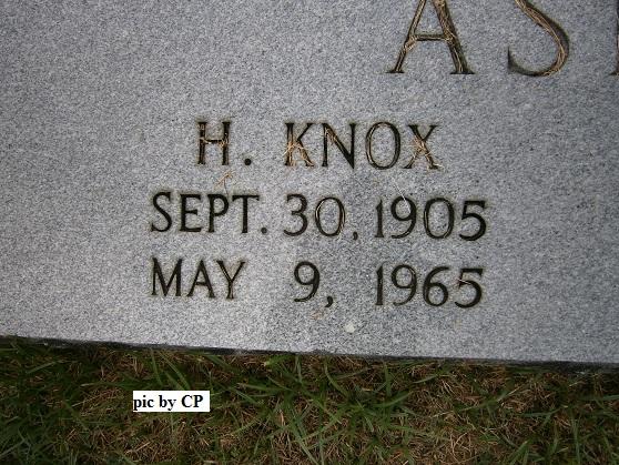 Herbert Knox Askins