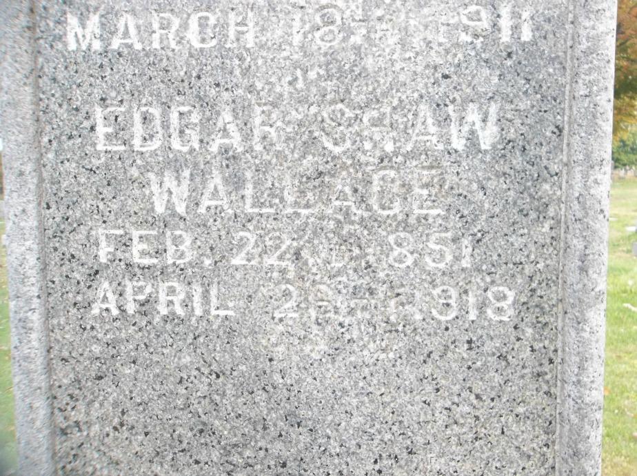 Edgar Shaw Wallace