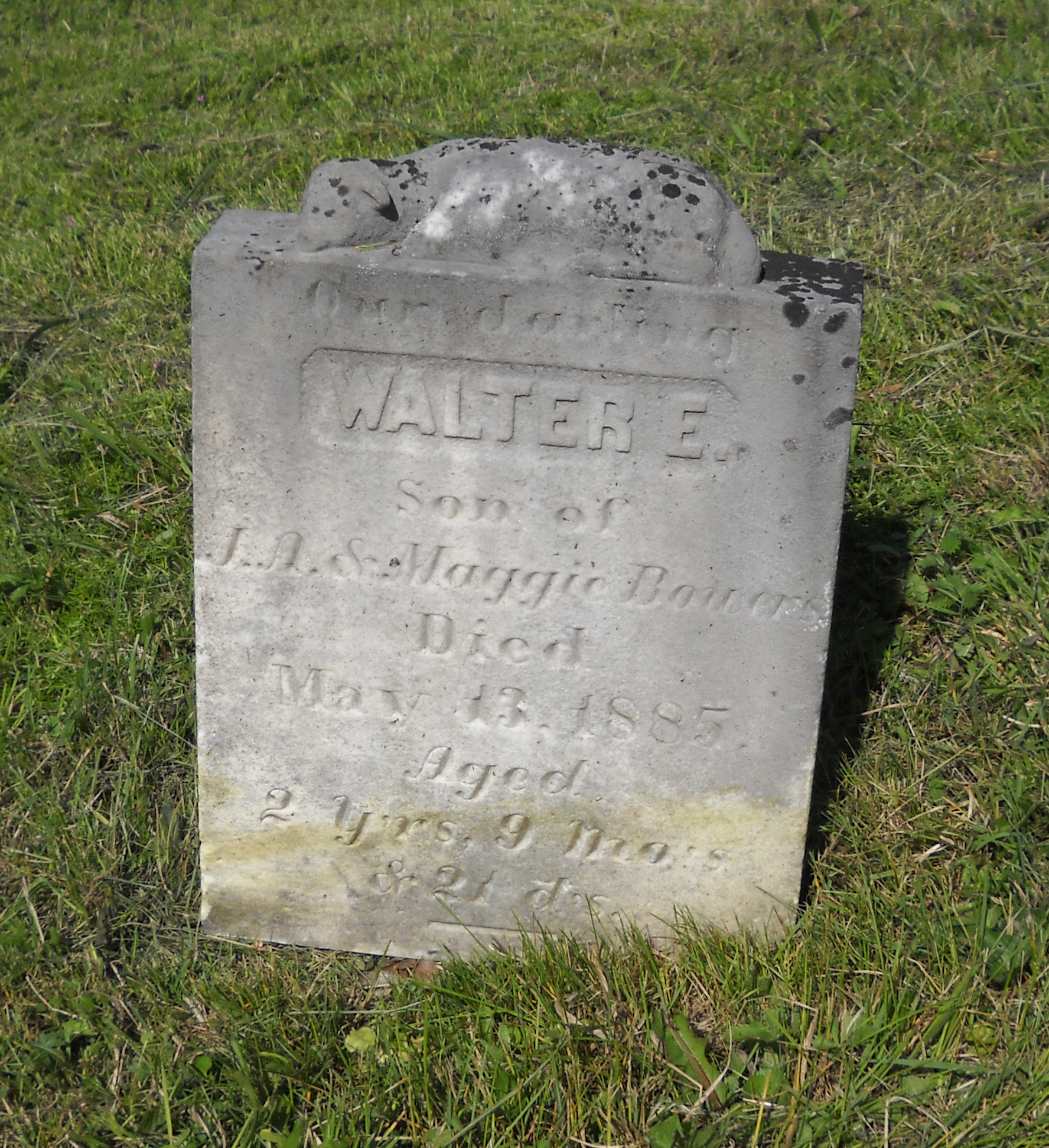 Walter E Bowers
