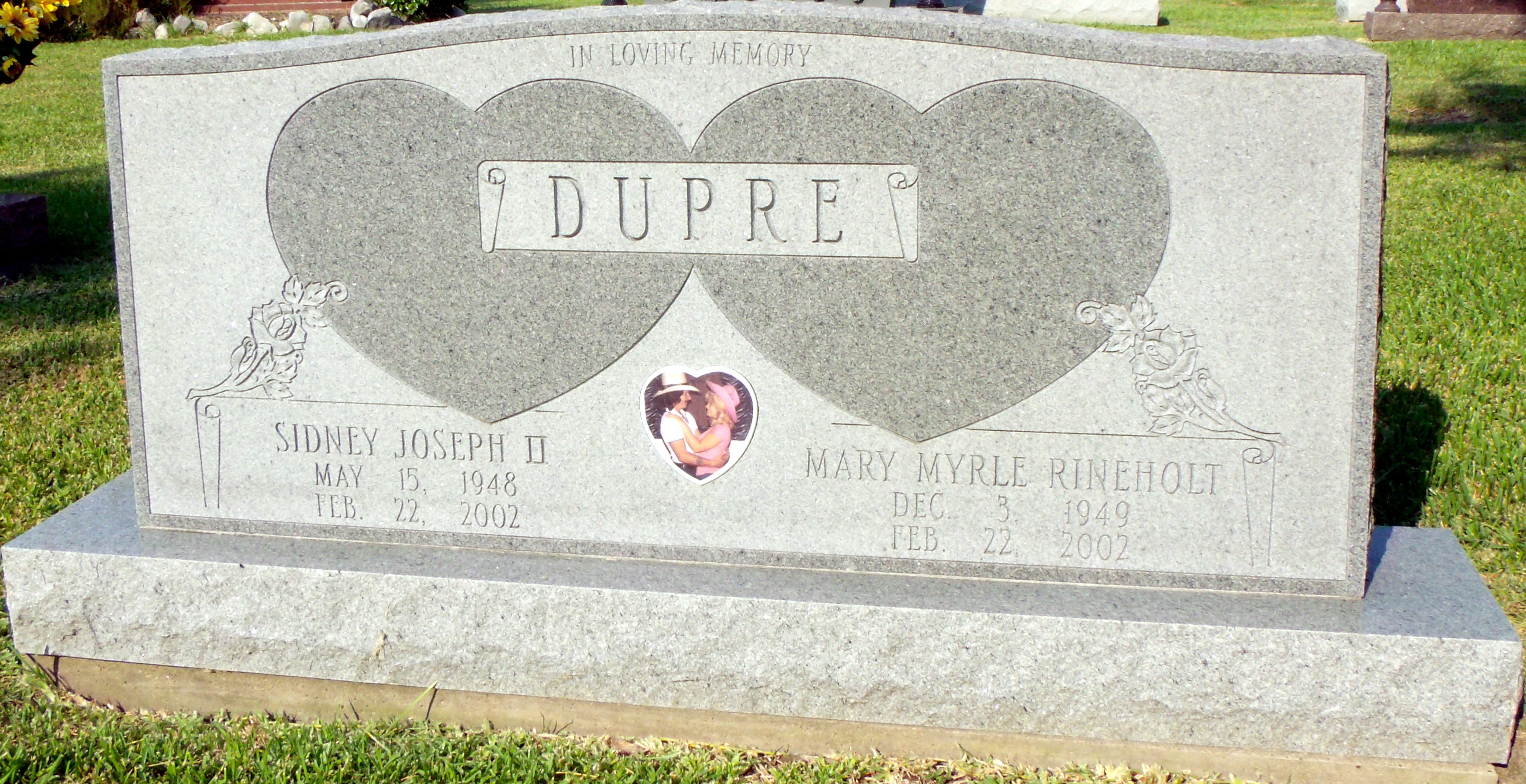 Mary Myrle <i>Rineholt</i> Dupre