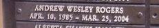Andrew Wesley Rogers