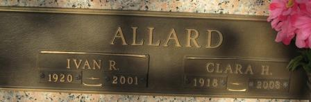 Clara F. Allard