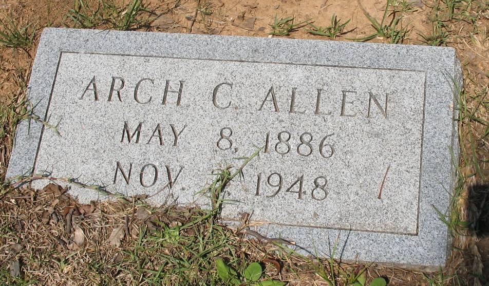 Arch C Allen