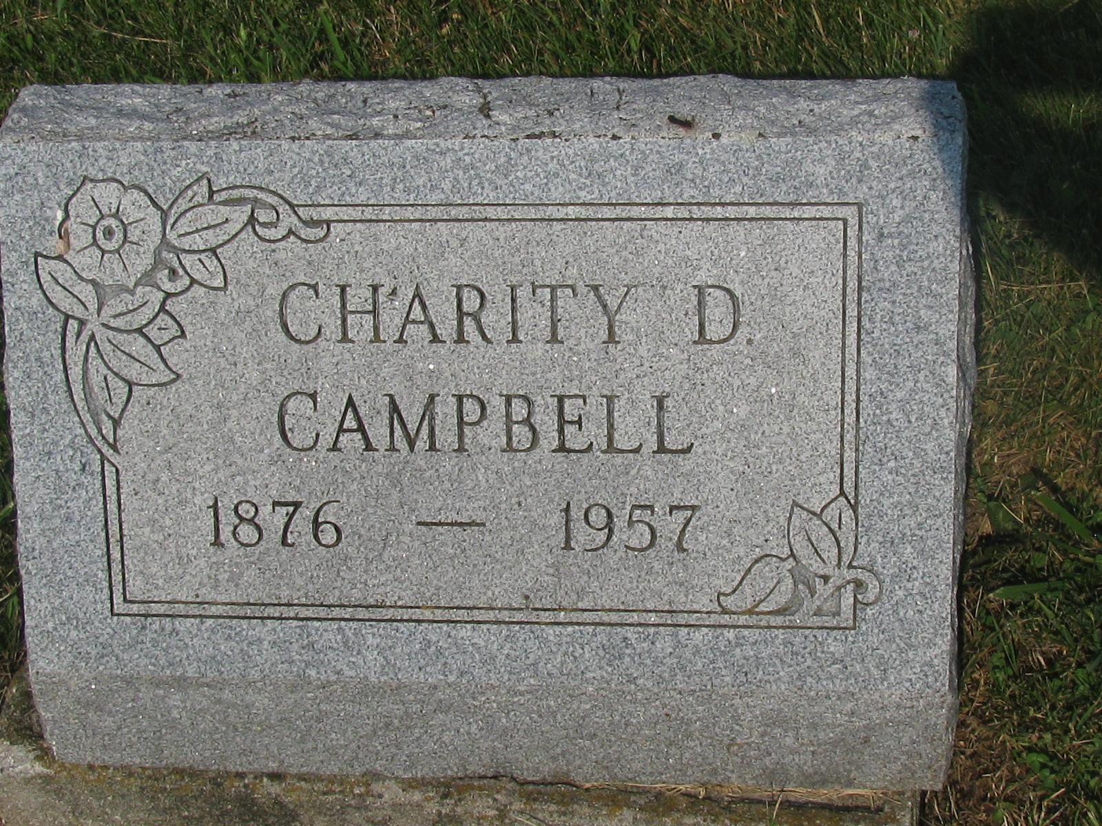 Charity Dell Chatt Campbell