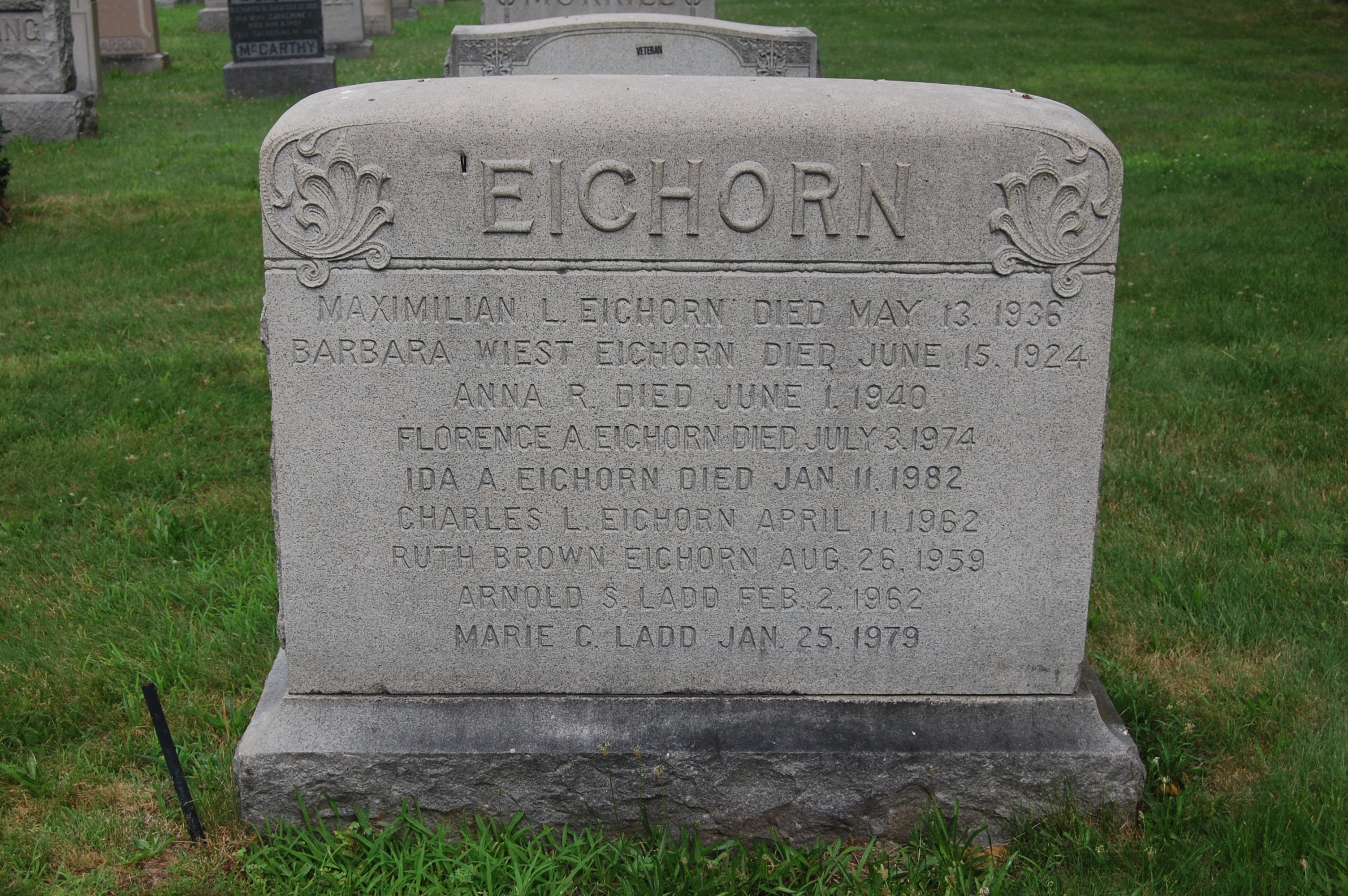 Ruth K. <i>Brown</i> Eichorn