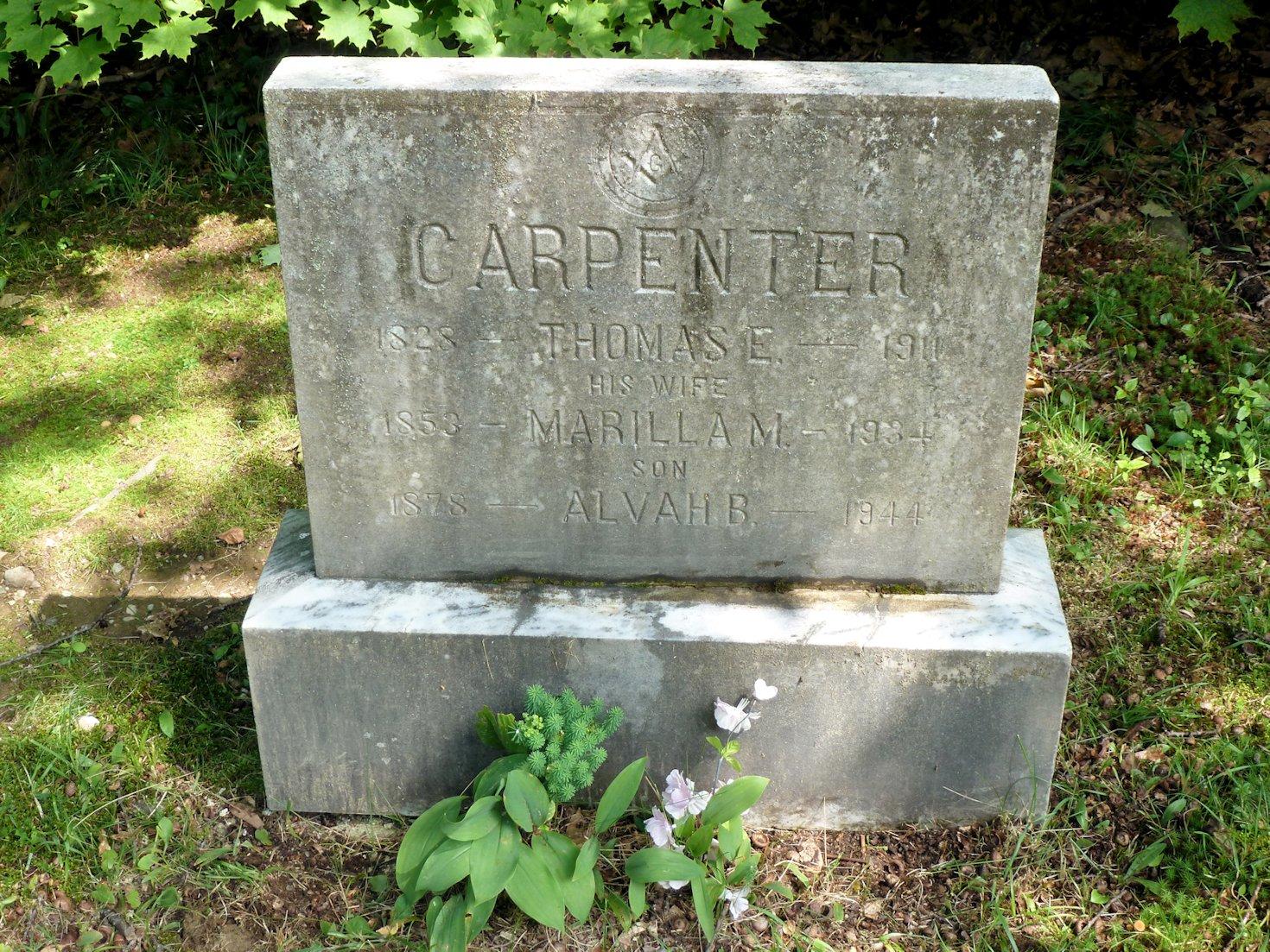 Thomas Edwin Carpenter