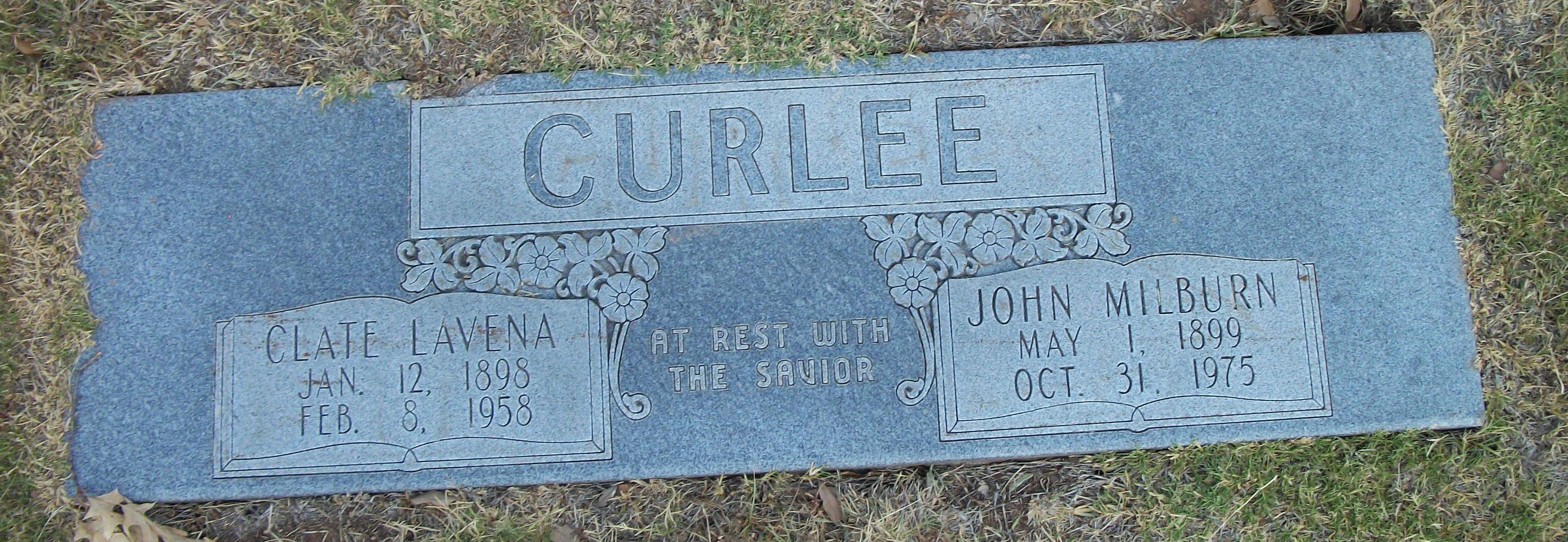 John Milburn Raines Curlee