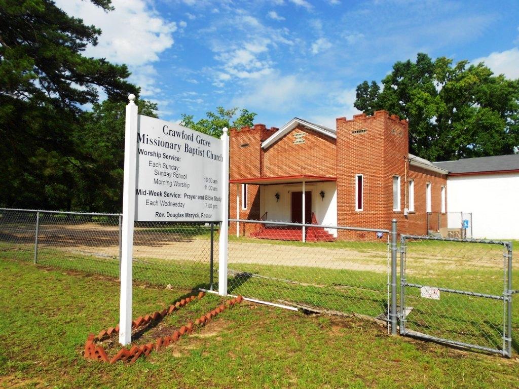 Crawford Grove Missionary Baptist Church Cemetery