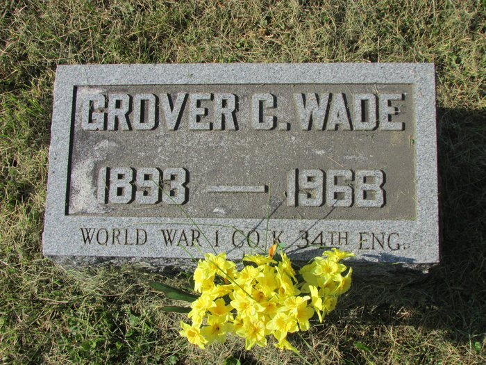 Grover Cleveland Wade
