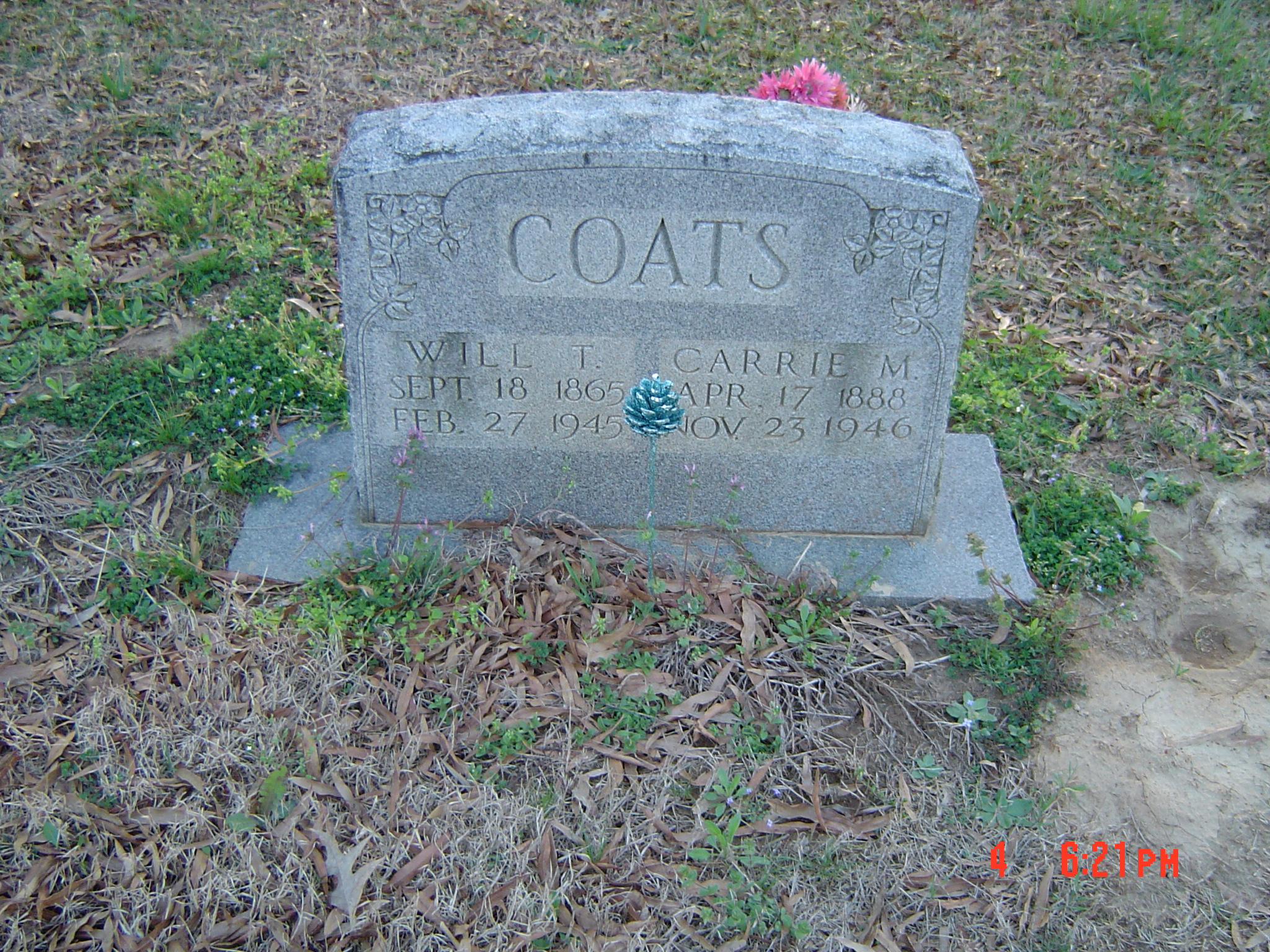 William Thomas Coats