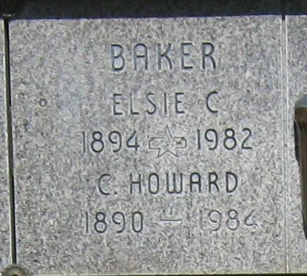 C Howard Baker